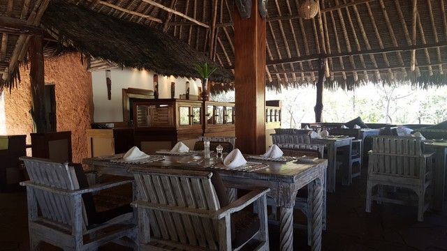 restaurante the sands at chale island