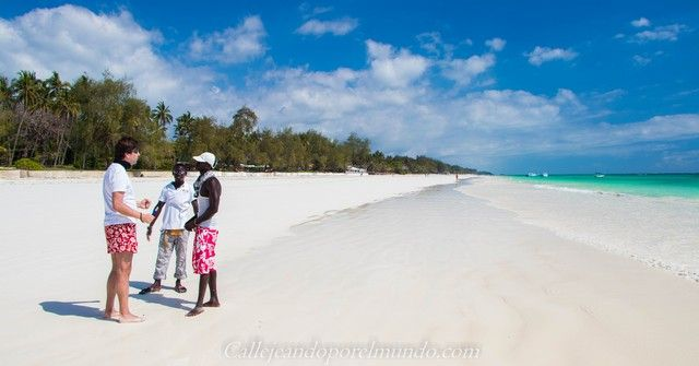 beach boys playa diani beach mombasa kenia