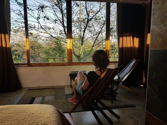 hotel en calakmul