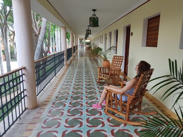 hotel en uxmal 3