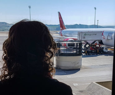 volando a Cancun con Iberia portada
