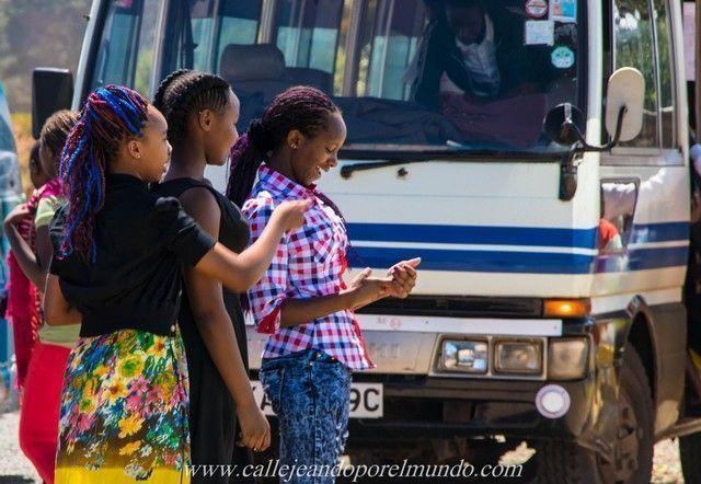 camino a nakuru kenia