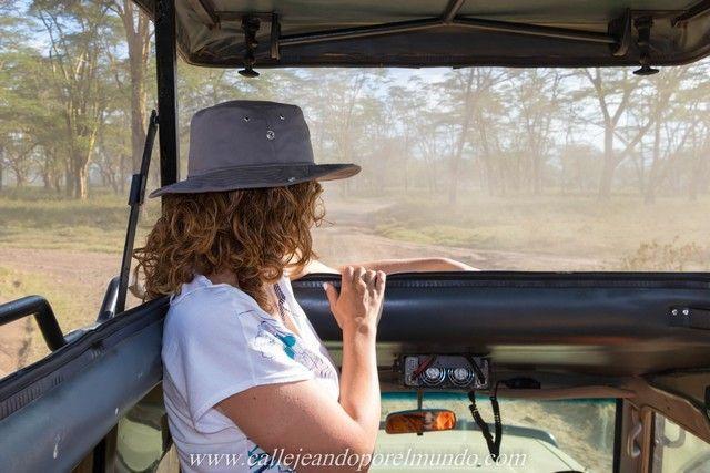 safari lago nakuru kenia