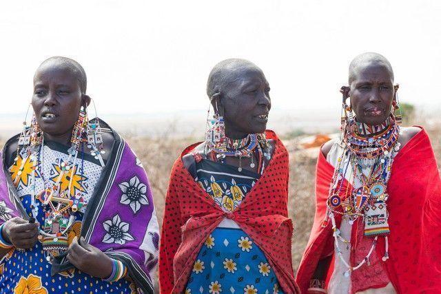 tribu masai en amboseli kenia (2)