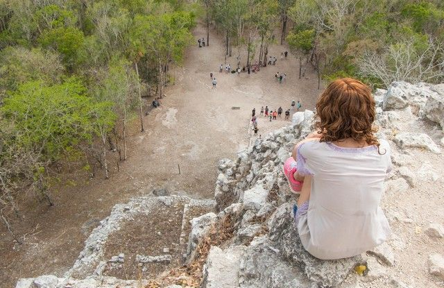 zona arqueologica coba valladolid yucatan mexico (8)