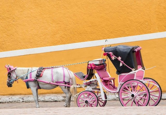 izamal pueblo magico yucatan mexico (6)