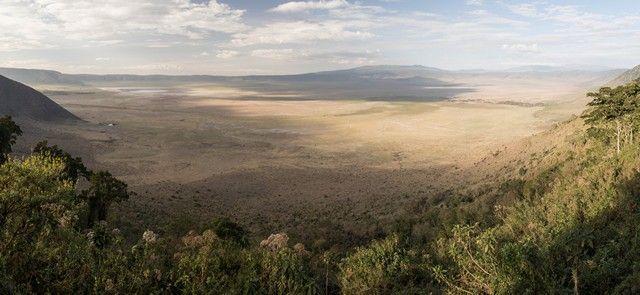 panoramica ngorongoro