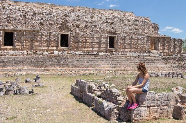 kabah centro arqueologico yucatan (1)