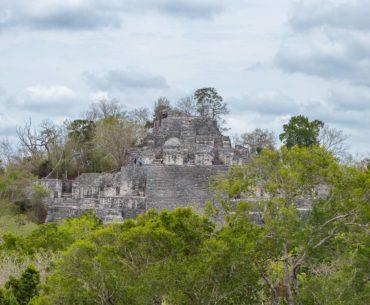 calakmul yucatan mexico portada