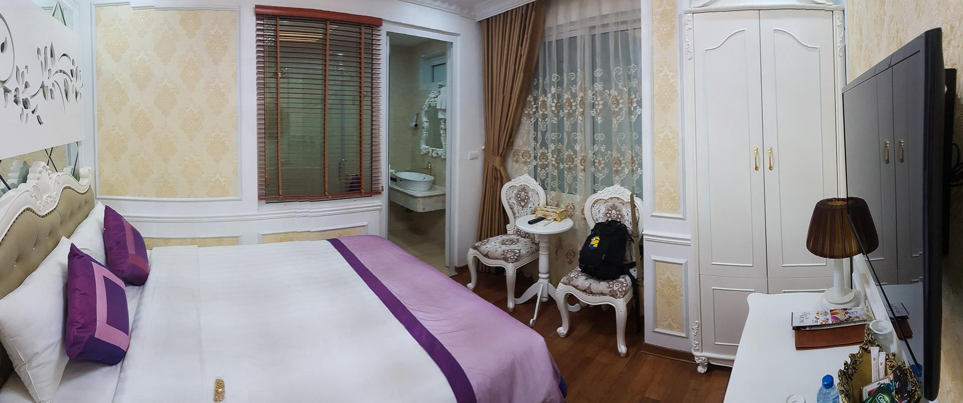 hoteles en vietnam y camboya