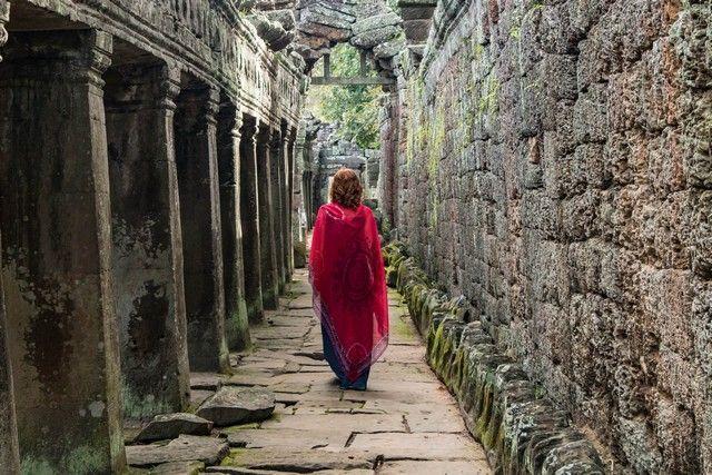 banteay kdei tour corto por los templos de angkor camboya (4)