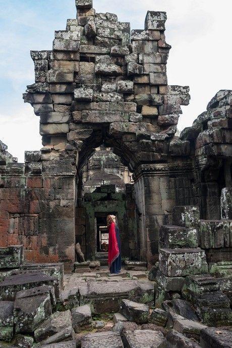 banteay kdei tour corto por los templos de angkor camboya (5)