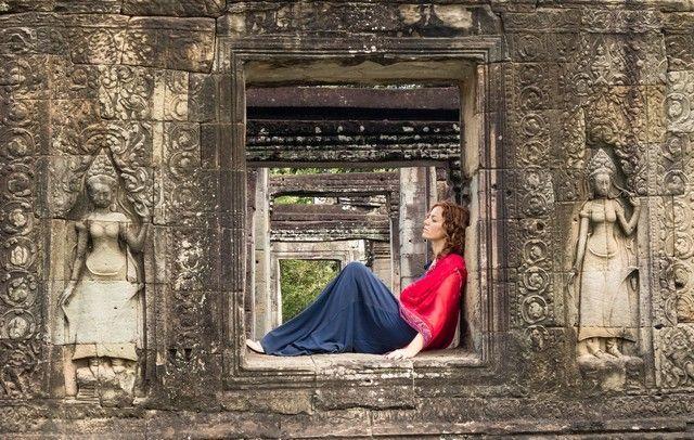 banteay kdei tour corto por los templos de angkor camboya (6)