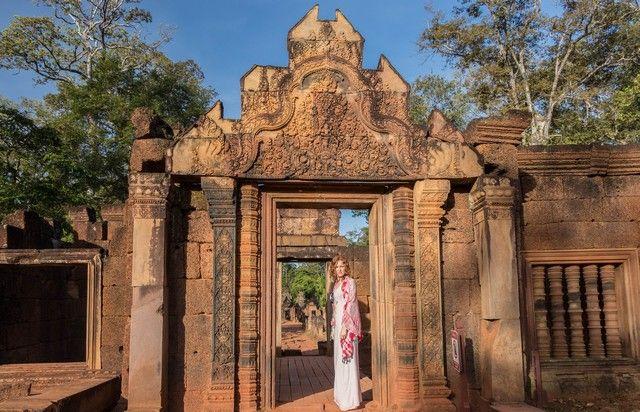 banteay srei tour largo por los templos de angkor siem reap (1)