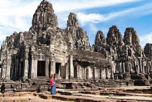 bayon tour corto por los templos de angkor (5)