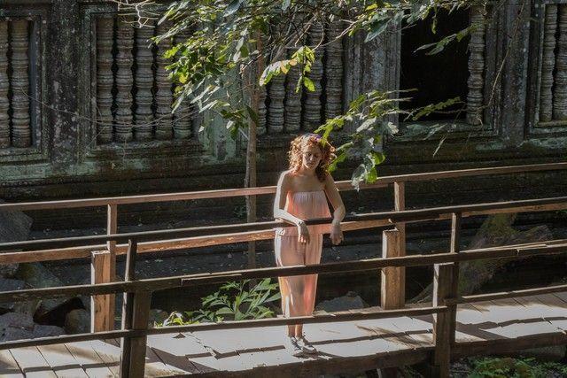 beng mealea templos de angkor camboya