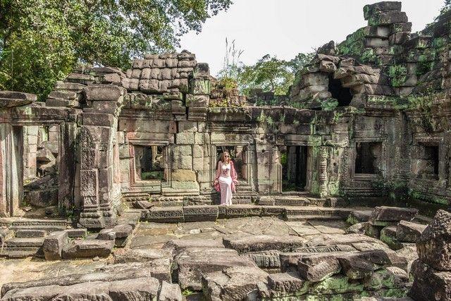 preah khan tour largo de los templos de angkor siem reap camboya 6