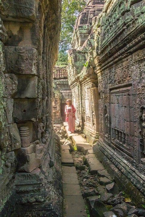 preah khan tour largo de los templos de angkor siem reap camboya 8