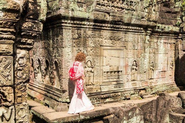preah khan tour largo de los templos de angkor siem reap camboya 9