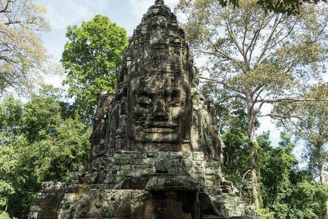 puerta este angkor thom tour corto por los templos de angkor (3)