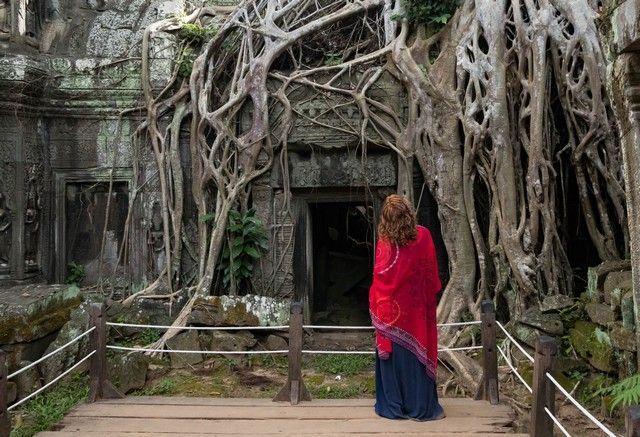 ta prohm tour corto por los templos de angkor camboya (16)