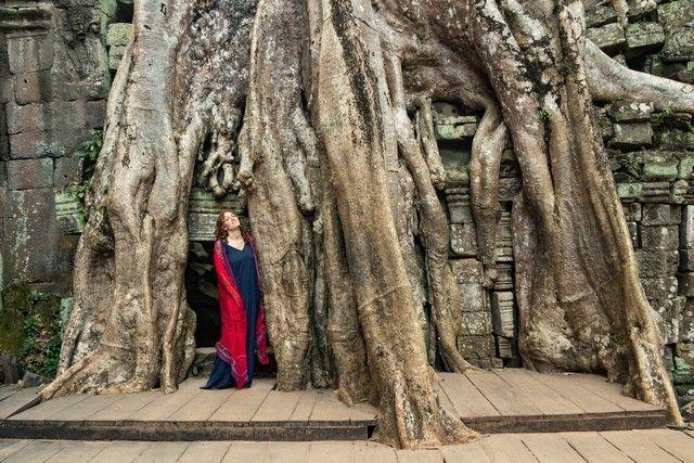 ta prohm tour corto por los templos de angkor camboya (17)