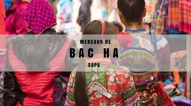 Bac Ha, el mercado más colorido de Vietnam