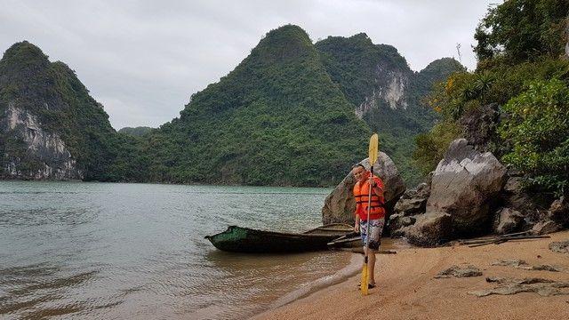 Segundo día en la bahía de halong (24)