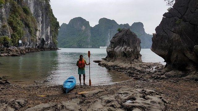 Segundo día en la bahía de halong (27)