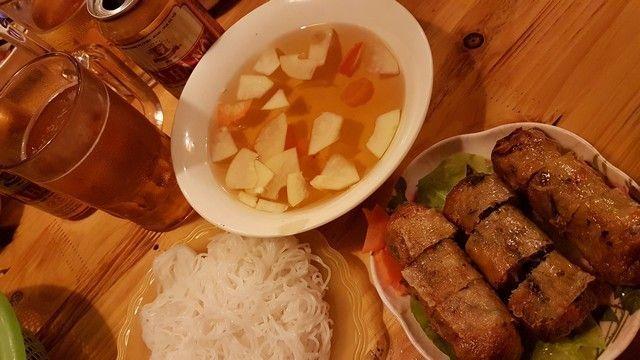 bun cha ta restaurante hanoi (2)