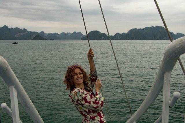 segundo día en la bahía de Halong (14)