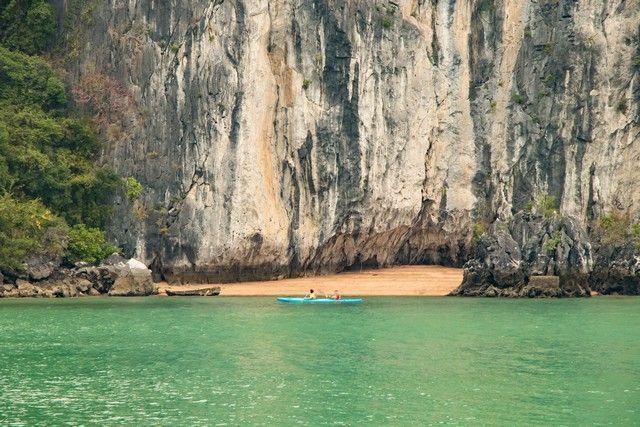 segundo día en la bahía de Halong (9)