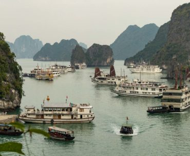 tercer día en la bahía de halong vietnam portada