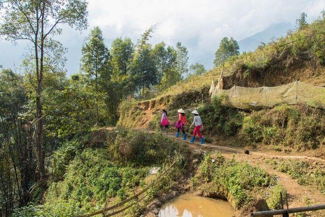 trekking por sapa en un día vietnam (18)