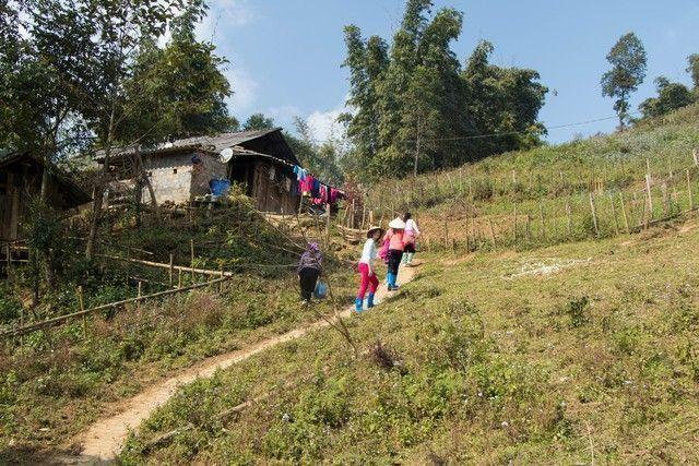 trekking por sapa en un día vietnam (19)