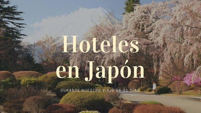 hoteles en Japon portada