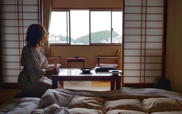 yukai resort kiikatsuura hoteles en japon