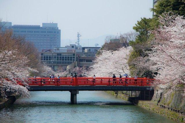 Canal Okazaki kioto japon