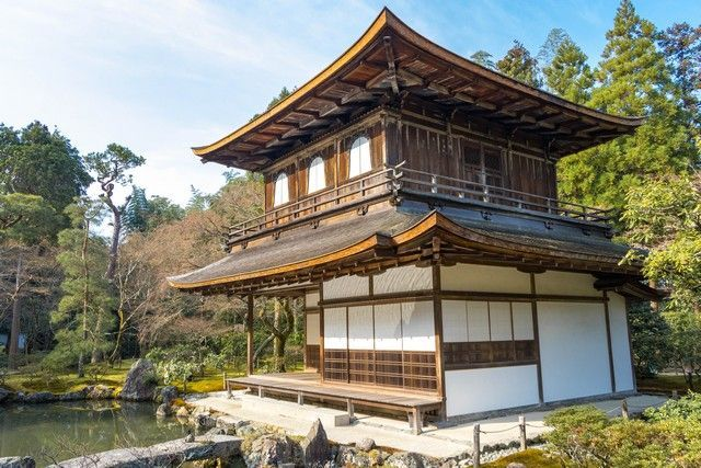 ginkakuji kioto japon (1)