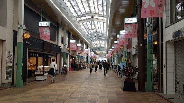 mercado nishiki kioto paseos por kioto (1)