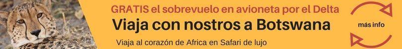 mopane game safaris oferta de viaje gratis delta del okavang