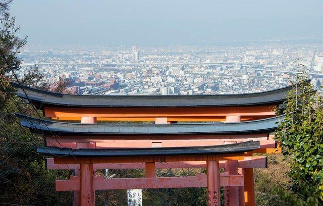fushimi inara taisha kioto de dia (10)