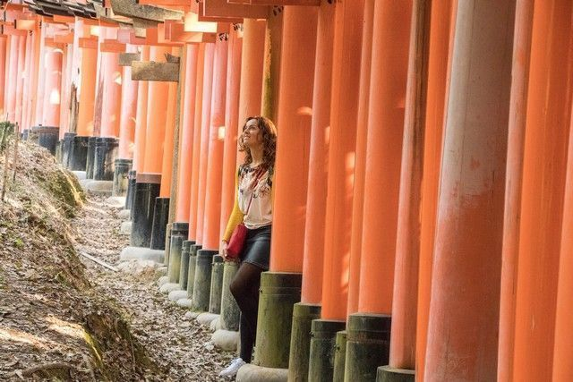 fushimi inara taisha kioto de dia (7)