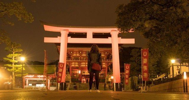 fushimi inari taisha de noche kioto (4)