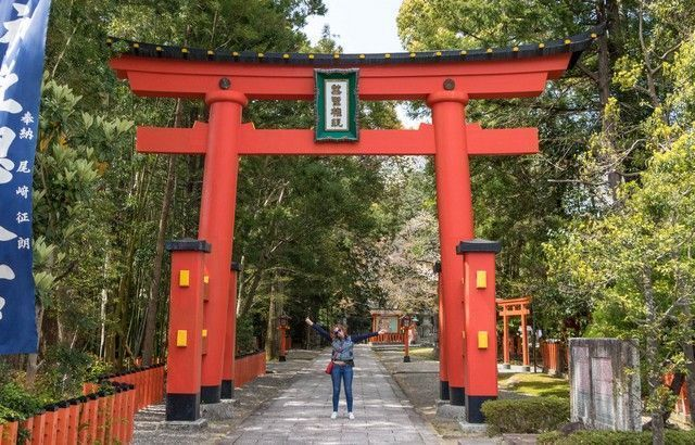 hayatama taisha kumano kodo japon (1)