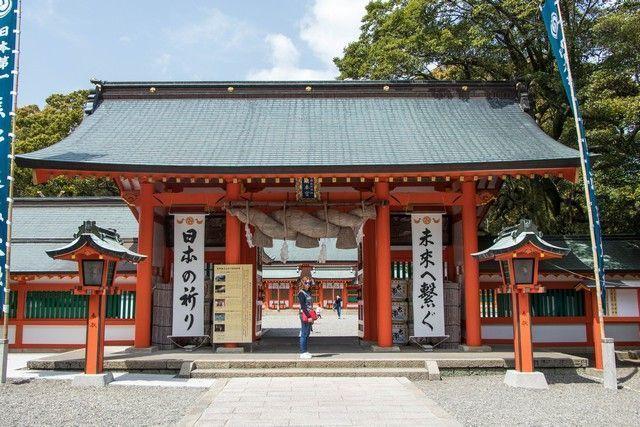 hayatama taisha kumano kodo japon (3)