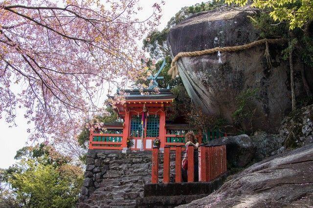 santuario kamikura shingu kumano kodo japon (7)