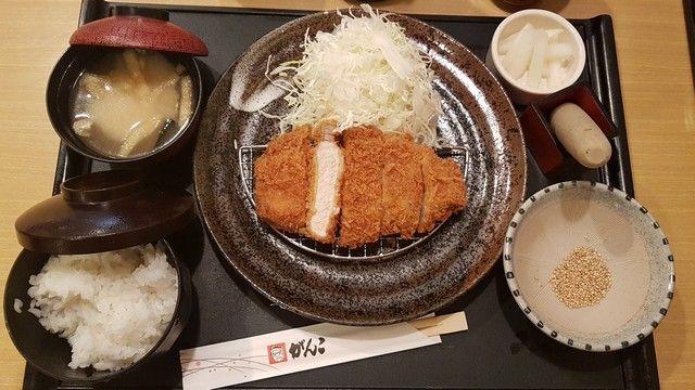 tonkatsu en goku nara kioto