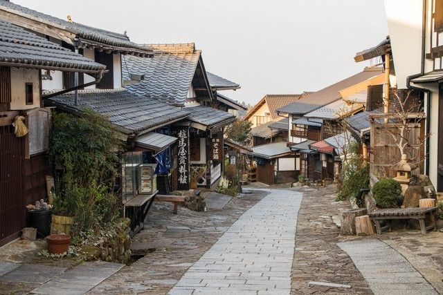 La ruta nakasendo de magome a tsumago japon (2)
