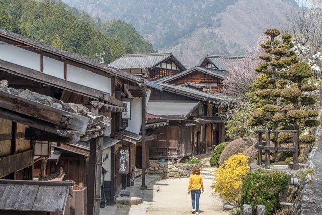 La ruta nakasendo de magome a tsumago japon (25)